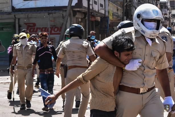 Police brutality in andhra pradesh
