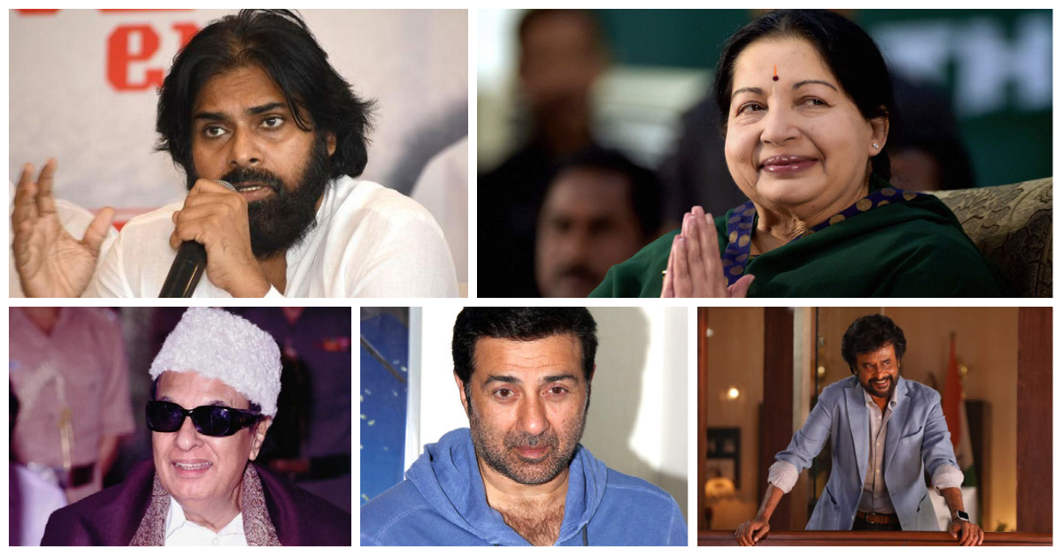 Actor turn to leaders