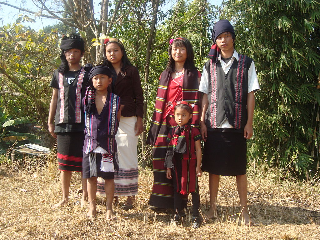 Mizoram indigenous peoples